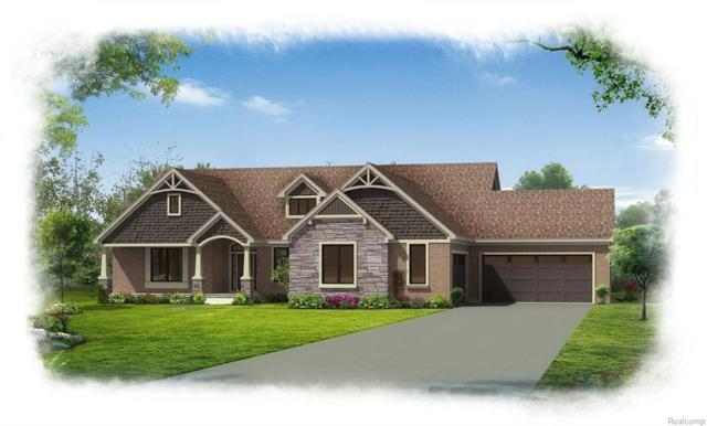 3817 Timber Green Crt, Howell, MI 48843 (MLS #217092923) :: The John Wentworth Group