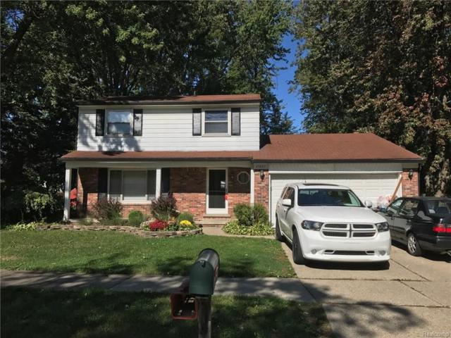 23867 Indianwood St, Clinton Township, MI 48035 (MLS #217093608) :: The Peardon Team