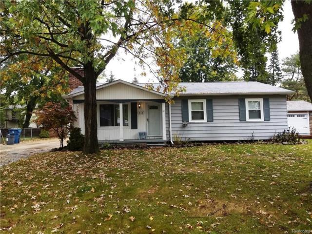 314 Crescent Ave, Holly, MI 48442 (MLS #217093531) :: The John Wentworth Group