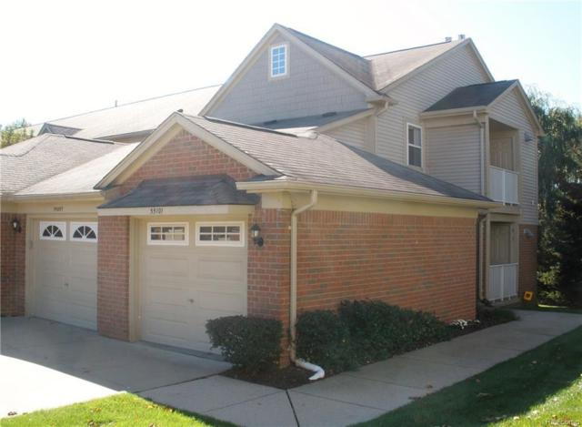 55101 Westchester Dr 6, 50, Shelby Twp, MI 48316 (MLS #217094036) :: The Peardon Team