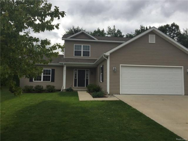 1071 Tartan Ln, Walled Lake, MI 48390 (MLS #217094066) :: The Peardon Team