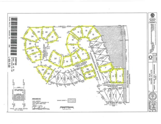 Gilletts Lake Rd Lot 7, Jackson, MI 49201 (MLS #201703729) :: The Peardon Team