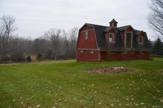 0 Horton Rd, Goodrich, MI 48438 (MLS #217101809) :: The John Wentworth Group