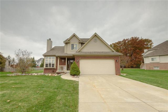 7586 Paradise Dr, Grand Blanc, MI 48439 (MLS #217102641) :: The John Wentworth Group