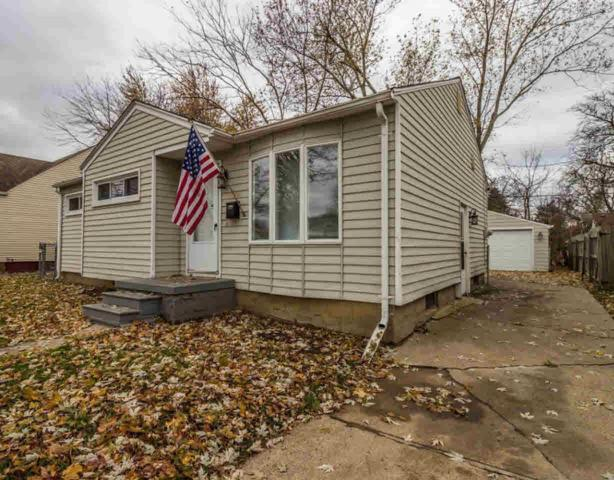 3502 Comanche Ave, Flint, MI 48507 (MLS #30071196) :: The John Wentworth Group