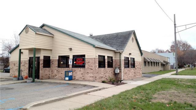 23594 Hoover Rd, Warren, MI 48089 (MLS #217103325) :: The Tom Lipinski Team at Keller Williams Lakeside Market Center