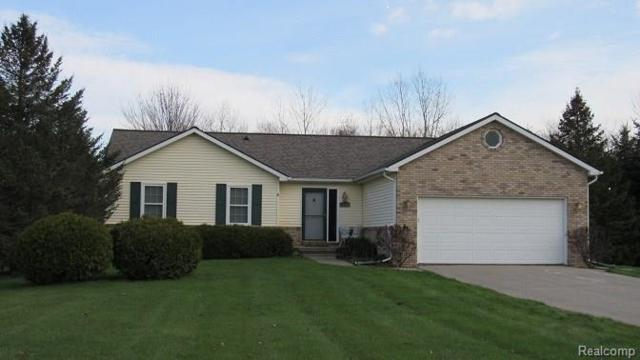 10233 Heather Ridge, Goodrich, MI 48438 (MLS #217103409) :: The John Wentworth Group