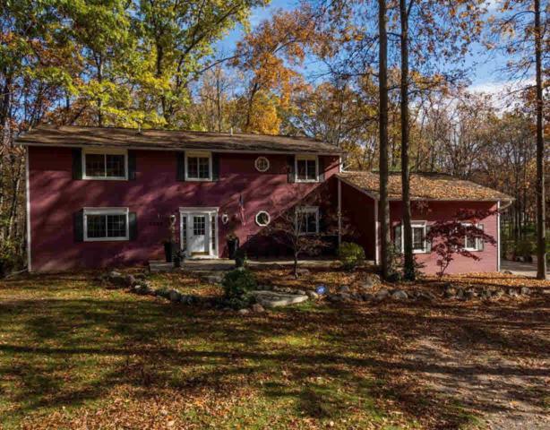8536 Pineview Lake Dr, Linden, MI 48451 (MLS #30071280) :: The John Wentworth Group