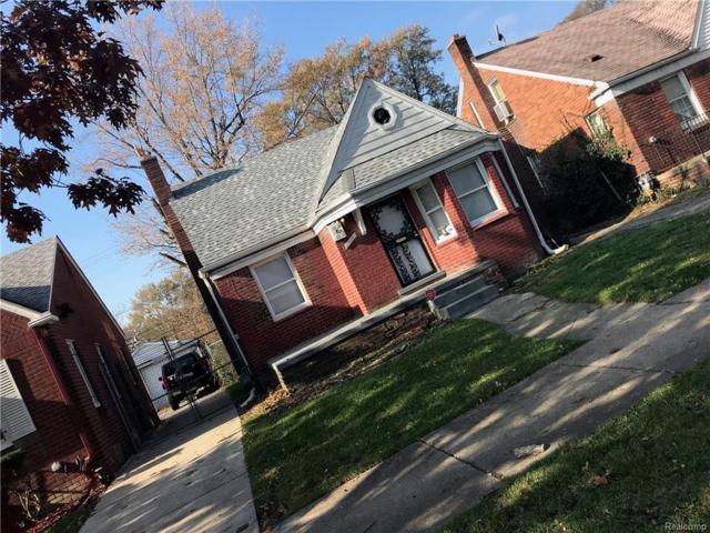 16525 Murray Hill St, Detroit, MI 48235 (MLS #217103601) :: The John Wentworth Group