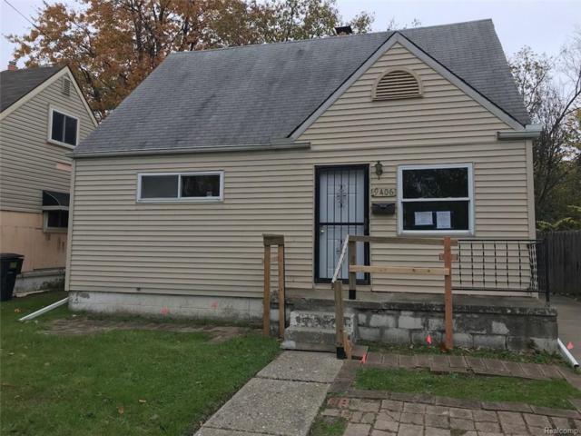 9406 Longacre St, Detroit, MI 48228 (MLS #217103629) :: The John Wentworth Group