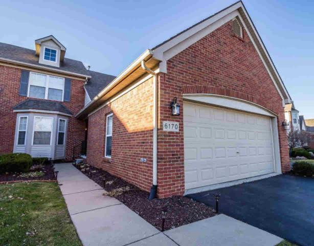 6170 Lone Oak Cir, Grand Blanc, MI 48439 (MLS #30071365) :: The John Wentworth Group