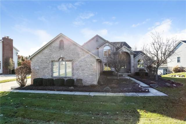 3651 Lakewood Shores Dr, Howell, MI 48843 (MLS #217106482) :: The John Wentworth Group