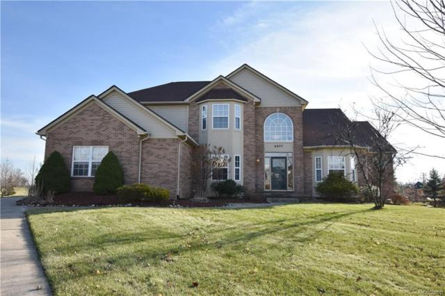 4377 Carriage Hill Crt, Rochester, MI 48306 (MLS #217106378) :: The Peardon Team