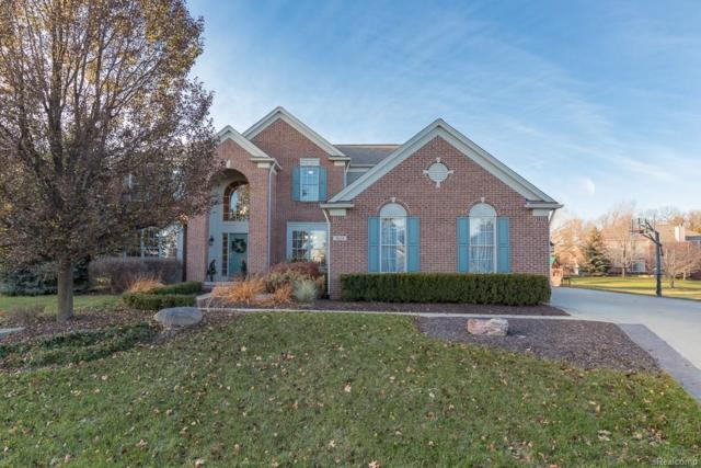 5624 Skye Crt, Rochester, MI 48306 (MLS #217107277) :: The Peardon Team