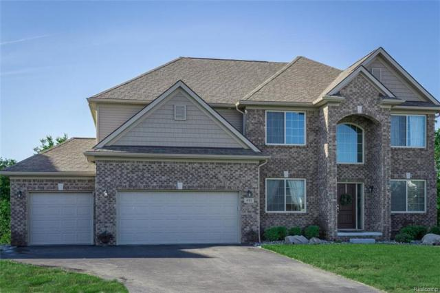 62765 Sawgrass Dr, Washington, MI 48094 (MLS #217107681) :: The Peardon Team