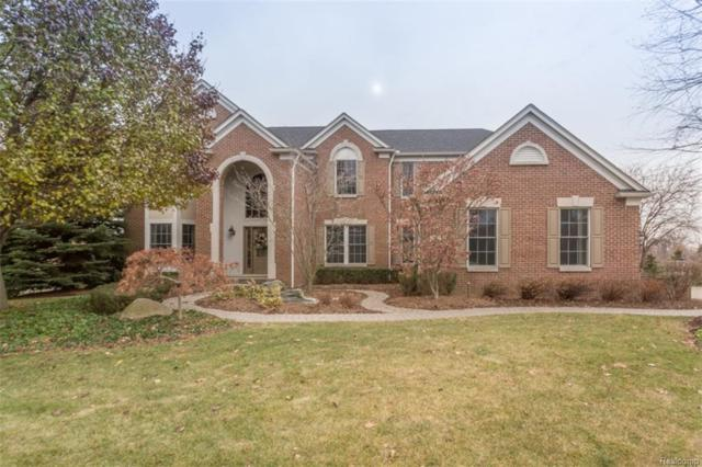 2077 Aberdeen Crt, Rochester, MI 48306 (MLS #217107050) :: The Peardon Team
