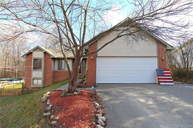 14385 Hess Rd, Holly, MI 48442 (MLS #217108128) :: The John Wentworth Group