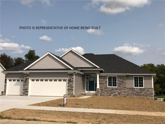 9442 Heritage Xing, Goodrich, MI 48438 (MLS #217109721) :: The John Wentworth Group
