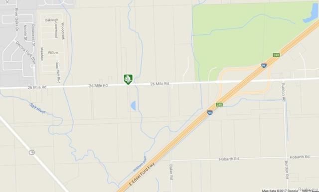 0 26 MILE RD, Chesterfield, MI 48047 (MLS #217109940) :: The Tom Lipinski Team at Keller Williams Lakeside Market Center