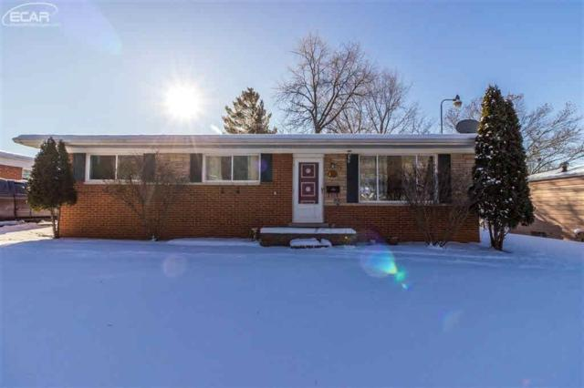 8433 Cappy Ln, Swartz Creek, MI 48473 (MLS #30071722) :: The John Wentworth Group