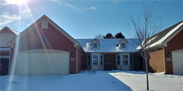 1884 Egret Pointe 9, 34, Howell, MI 48843 (MLS #218004589) :: The John Wentworth Group
