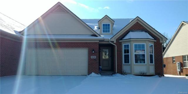 1876 Genoa Circle 9, 36, Howell, MI 48843 (MLS #218004593) :: The John Wentworth Group