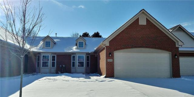 1880 Genoa Circle 9, 35, Howell, MI 48843 (MLS #218004592) :: The John Wentworth Group