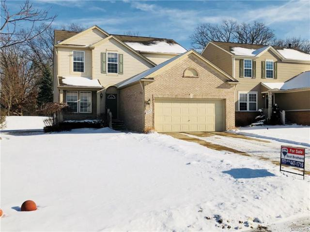 1023 Callaway Crt, Howell, MI 48843 (MLS #218004655) :: The John Wentworth Group