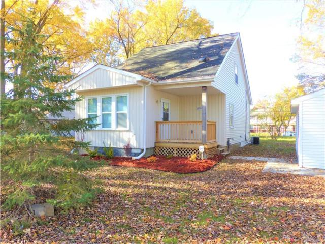 15504 Mcguire St, Taylor, MI 48180 (MLS #218004068) :: The John Wentworth Group