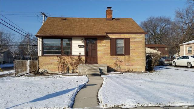 1698 Pagel Ave, Lincoln Park, MI 48146 (MLS #218004671) :: The John Wentworth Group