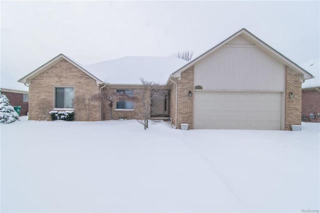 21559 Sabrina Dr, Macomb, MI 48044 (MLS #218012160) :: The Peardon Team