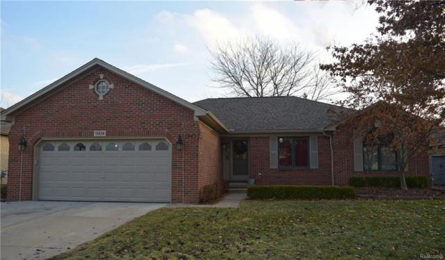 15834 Myrtle Drive, Macomb, MI 48042 (MLS #218011977) :: The Peardon Team