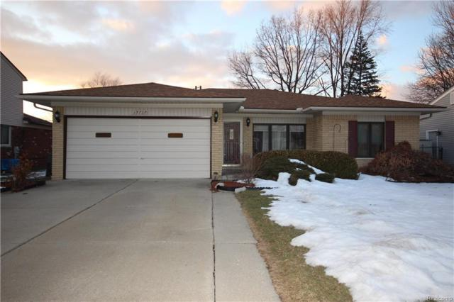 39737 Genevieve Dr, Sterling Heights, MI 48313 (MLS #218012590) :: The Peardon Team