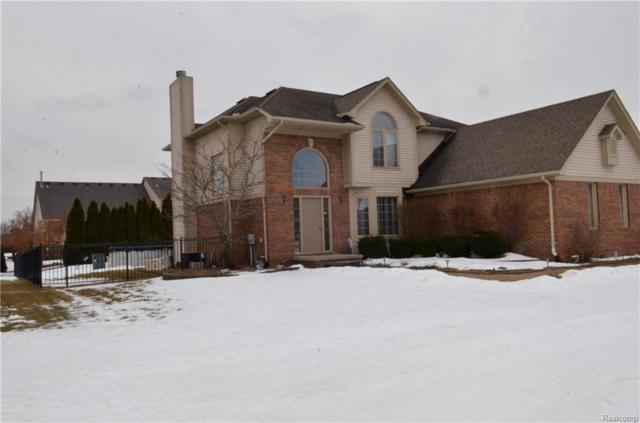 15622 Tranquil, Macomb, MI 48042 (MLS #218012984) :: The Peardon Team