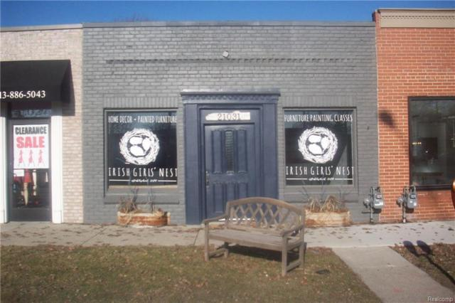 21031 Mack Ave, Grosse Pointe Woods, MI 48236 (MLS #218021101) :: The Tom Lipinski Team at Keller Williams Lakeside Market Center