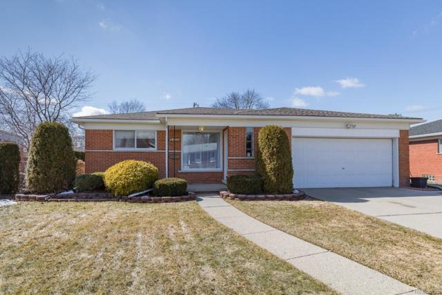 28445 Gilbert Dr, Warren, MI 48093 (MLS #218020876) :: The Tom Lipinski Team at Keller Williams Lakeside Market Center