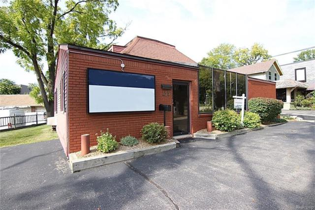135 Romeo Rd, Rochester, MI 48307 (MLS #218021544) :: The Tom Lipinski Team at Keller Williams Lakeside Market Center