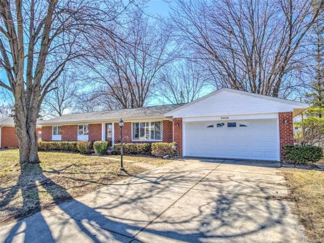 5434 Fern Ave, Grand Blanc, MI 48439 (MLS #218022033) :: The John Wentworth Group