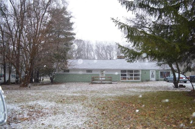 9109 Maltby Rd, Brighton, MI 48116 (MLS #218023478) :: The John Wentworth Group