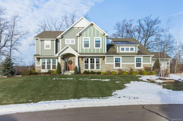 9346 Dornoch Trail, Brighton, MI 48114 (MLS #218023515) :: The John Wentworth Group