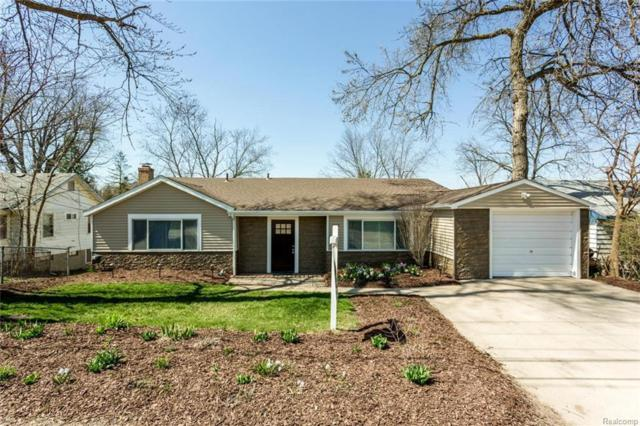 903 S Long Lake Blvd, Lake Orion, MI 48362 (MLS #218036203) :: The John Wentworth Group