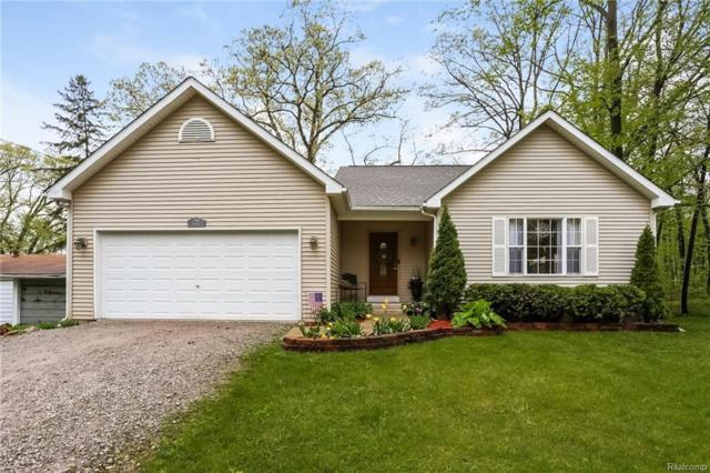 7140 Swiss Dr, Linden, MI 48451 (MLS #218041670) :: The John Wentworth Group