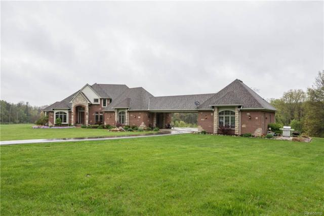 2473 E Jones Rd, Howell, MI 48855 (MLS #218042913) :: The John Wentworth Group