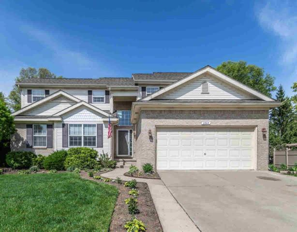 2345 Matthew Ct, Hartland, MI 48353 (MLS #3257081) :: The John Wentworth Group