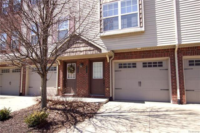 2177 Knotty Pine Trail 15, 110, Howell, MI 48855 (MLS #218045343) :: The John Wentworth Group