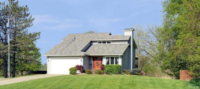 5235 Fisher Rd, Howell, MI 48855 (MLS #218042132) :: The John Wentworth Group