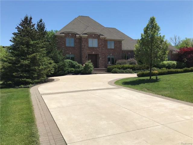 8263 Pine Hollow Trl, Grand Blanc, MI 48439 (MLS #218045465) :: The John Wentworth Group