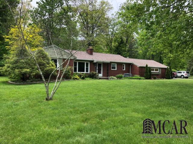 3375 Woodmont Dr, Lambertville, MI 48144 (MLS #3452422) :: The John Wentworth Group