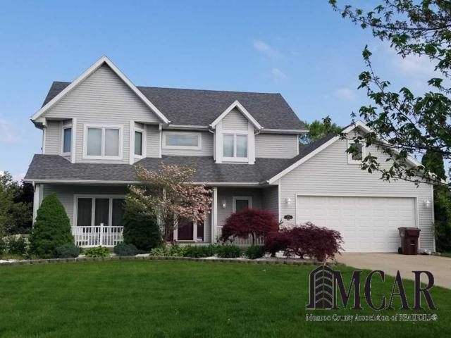 4232 Bay West, Monroe, MI 48166 (MLS #3452420) :: The John Wentworth Group