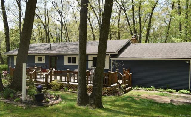 3287 Jewell Rd, Howell, MI 48843 (MLS #218043926) :: The John Wentworth Group